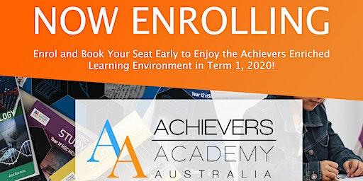 Achievers Academy Bella Vista Open Day 2020