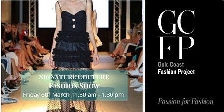 Signature Couture Fashion  Show tickets
