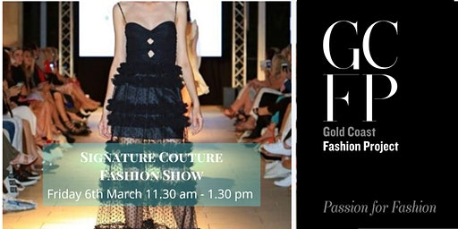 Signature Couture Fashion  Show