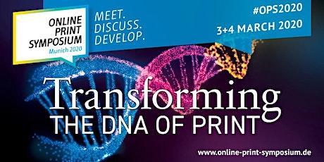 Online Print Symposium 2020 Tickets