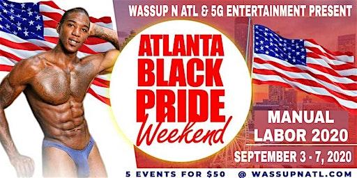 Atlanta Black Pride For Men 2020