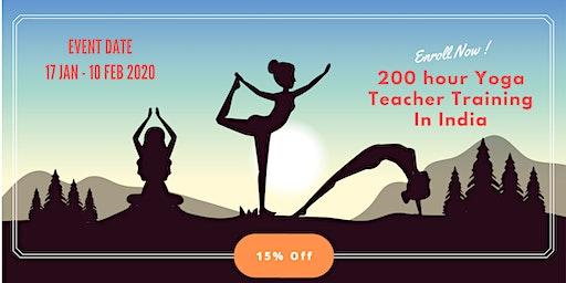 200 hour Yoga Teacher Training Courses