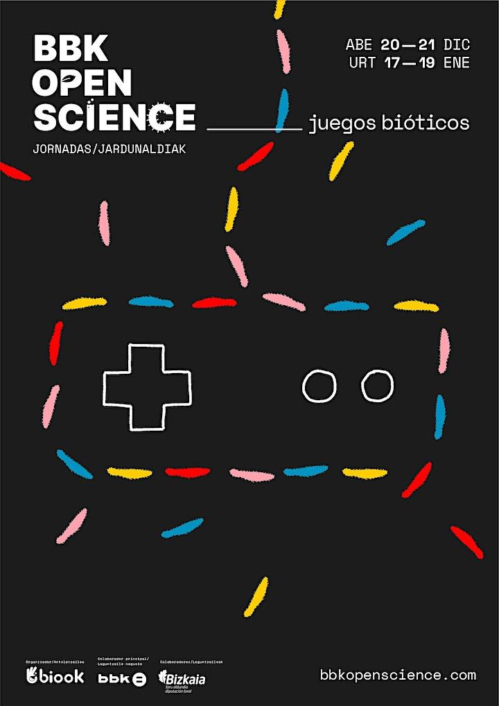 Imagen de Jornadas de Exploración de Juegos Bióticos 20-21 diciembre BBK OPEN SCIENCE