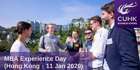 CUHK MBA Experience Day in Hong Kong tickets