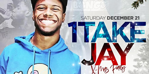 18+ All You Can Drink with 1TakeJay Live!