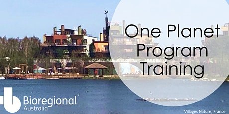 One Planet Program Training - Melbourne tickets