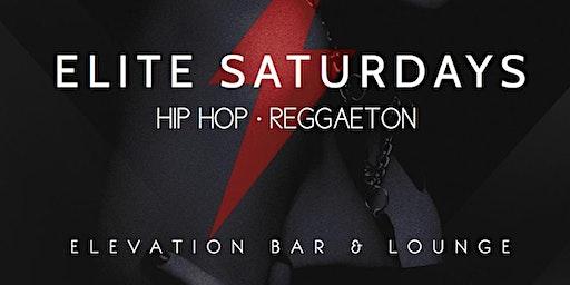 Elite Saturdays: Hip Hop & Reggaeton Party