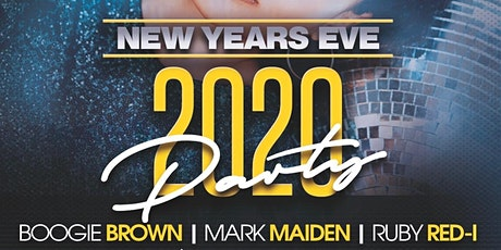 New Years Eve 2020 at Somar Bar in Oakland tickets