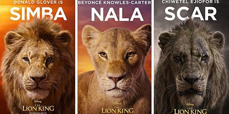 STRATFORD & WEST HAM COMMUNITY SCREENING: THE LION KING WITH SUBTITLES tickets