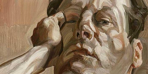 Exhibition on Screen - Lucien Freud, A Self Portrait