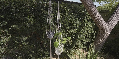Make a Macramé Plant-Hanger (Adult Workshop) tickets