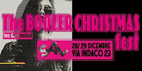 The Boozer Christmas Fest biglietti