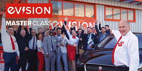 EVision - Driving the Future Masterclass tickets