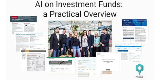 AI on Investment Funds: a Practical Overview