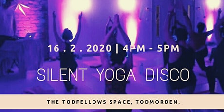 Silent Yoga Disco tickets