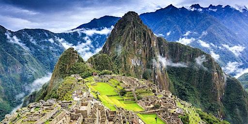 Julia's House: Trek to Machu Picchu 2021