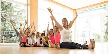Kids Yoga Teacher Training - Ausbildung zum Kinderyoga Übungsleiter Tickets