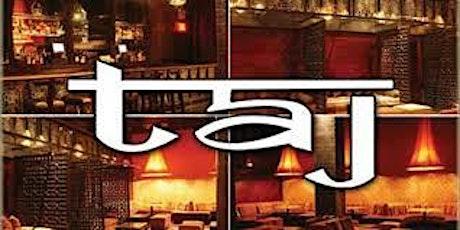 TAJ II LOUNGE - FRIDAY, DECEMBER 20th **OPEN BAR UNTIL 12AM** - 7/3 tickets