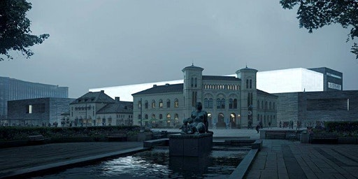 Lyshallen og det nye Nasjonalmuseet