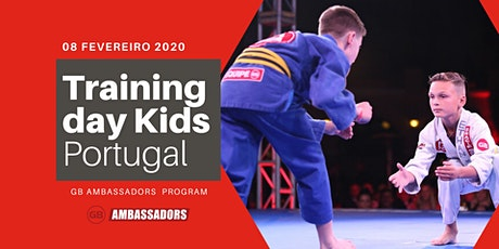 GB Training day Portugal - Crianças 08/02 tickets