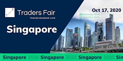 Traders Fair 2020 - Singapore (Financial Education Event)