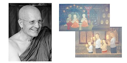 Saturday of Peace. One-Day Meditation Retreat with Ajahn Vajiro