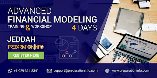 Advanced Financial Modeling Certification Classroom Program in Jeddah 4Days