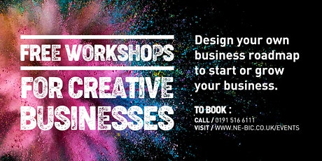 Creative Workshop tickets