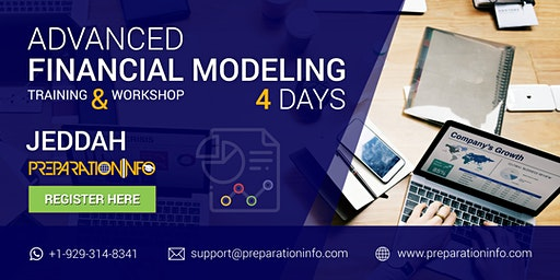 Advanced Financial Modeling 4 Days Training and Workshop - Jeddah