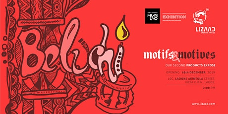 BELUCHI: Motifs & Motives: A Products Expose tickets