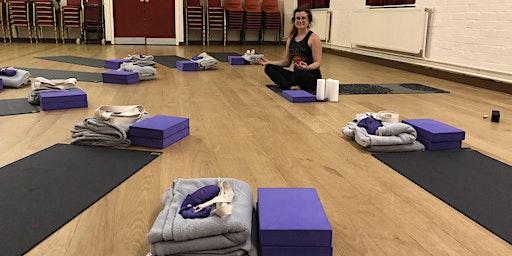 Wednesday Yoga Leicester