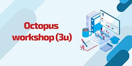 Octopus opleiding: Hasselt tickets