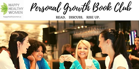 Personal Growth Book Club-Guelph tickets