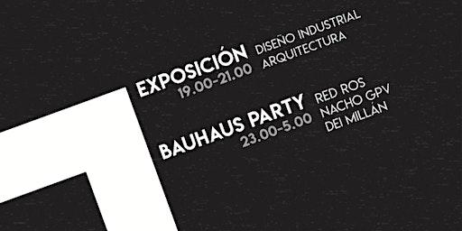Fiesta centenario Bauhaus