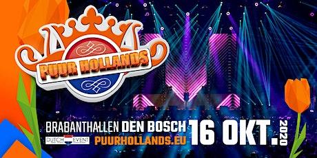 Puur Hollands Den Bosch tickets
