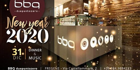 Capodanno 2020 - BBQ Fregene biglietti