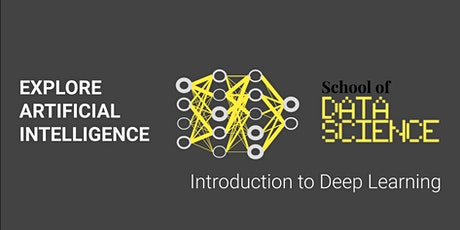Workshop introduction to Deep Learning tickets