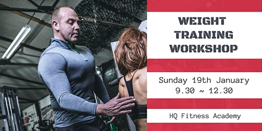 Weight Training Workshop