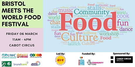 Bristol Meets the World Multicultural Food Festival tickets