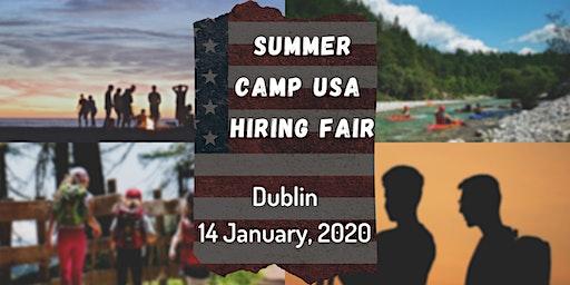 Summer Camp USA Hiring Fair
