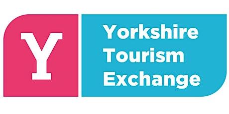 Yorkshire Tourism Exchange 2020 tickets