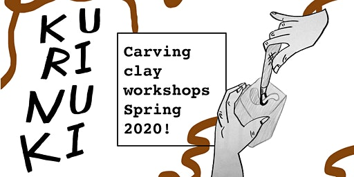 Kurinuki clay workshops