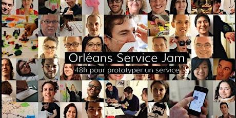Orléans Service Jam 2020 billets