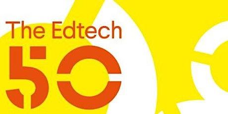 The Edtech UK Conversations: Celebration. Ambition. Inspiration tickets