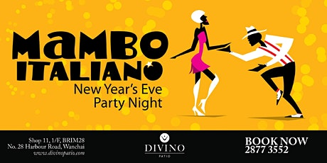 Mambo Italiano NYE Dinner Party tickets