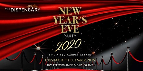 The Dispensary New Year's Eve Party 2020 tickets