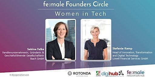 female Founders Circle | Women in Tech