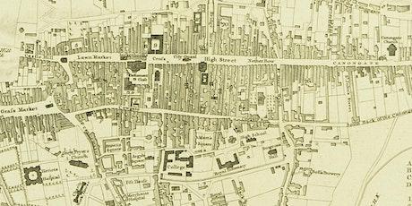 A Saturday Stroll in Edinburgh's Old Town  tickets