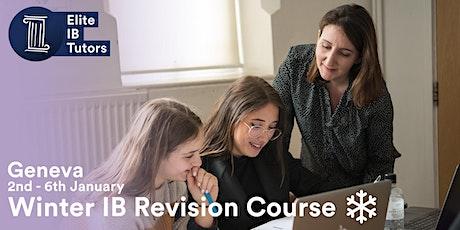 International Baccalaureate Winter Revision Workshops, Geneva tickets