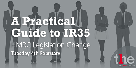 A Practical Guide to IR35 (PB)  tickets